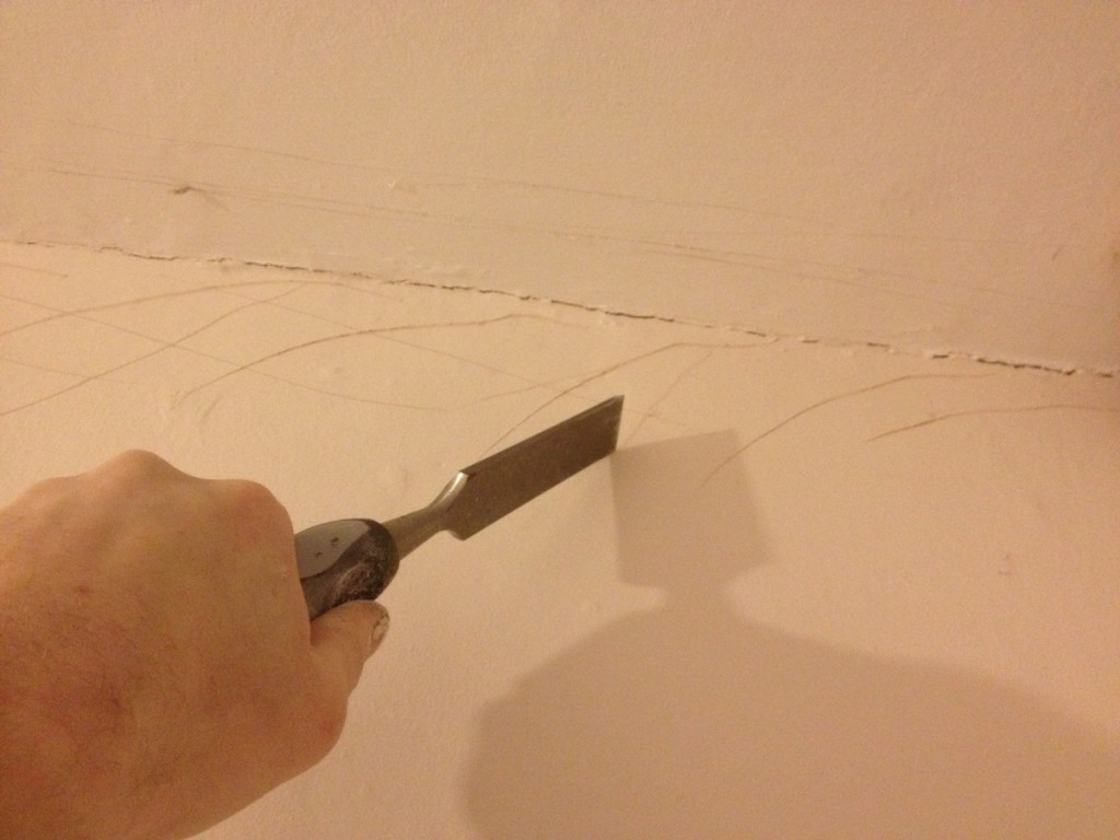 Coving Installation