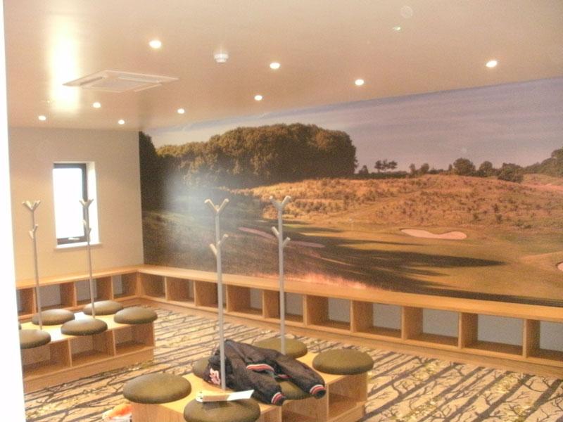 Decorating a Golf Club