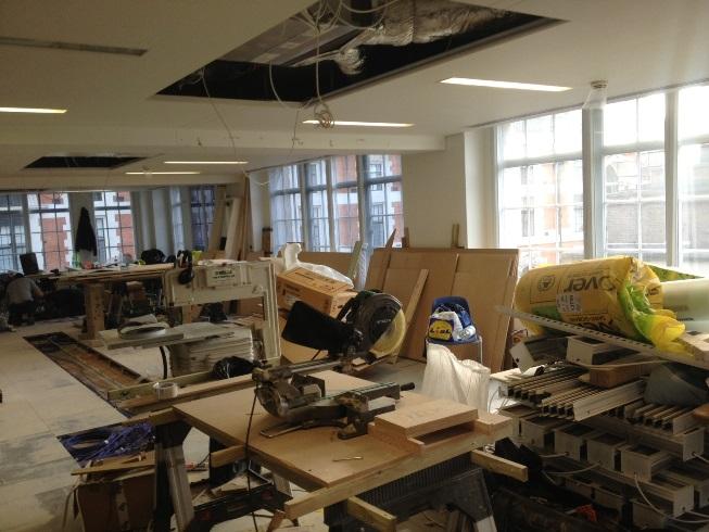 Office Refurbishment London