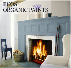 Ecos paints are 100% organic