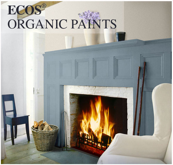 Eco painting and decorating london essex for Ecos organic paints